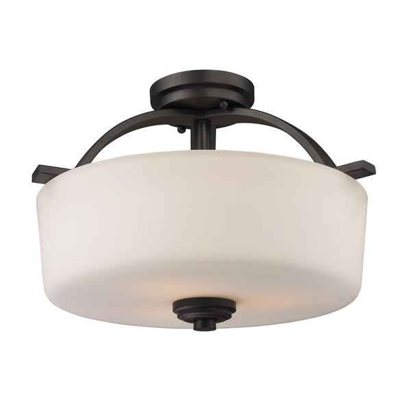 Arlington Semi-Flush Indoor Light Fixture