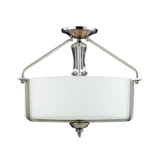 Avignon Semi-Flush Light Fixture