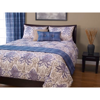 Genoa 3-piece Comforter Set