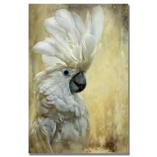 Lois Bryan 'Cocktoo' Canvas Art