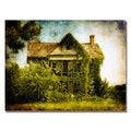 Lois Bryan 'Ivy House' Canvas Art
