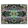 Kathie McCurdy 'Kaleiodoscope' Canvas Art
