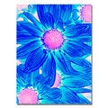 Amy Vangsgard 'Pop Daisies VII' Canvas Art
