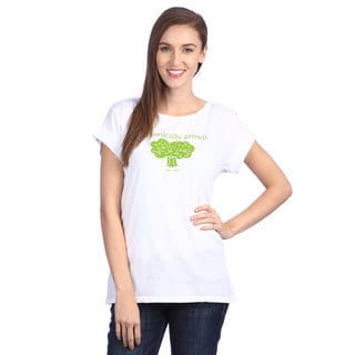 Vintage Logo Organic Cotton Fashion Top