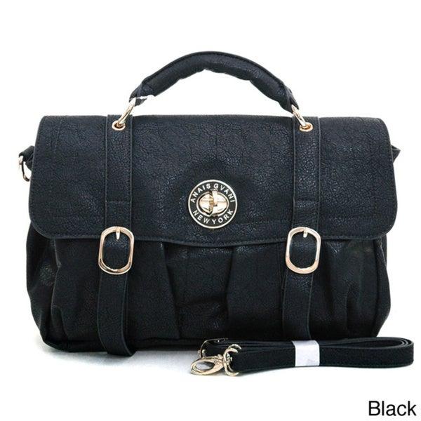 Anais Gvani Messenger Bag