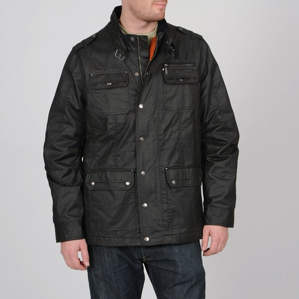 Grind by CoffeeShop Men's Military Jacket