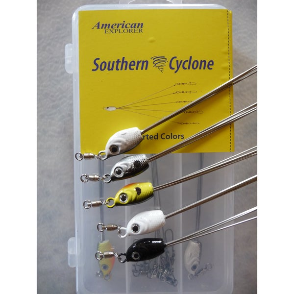 American Explorer Southern Cyclone Umbrella Rig