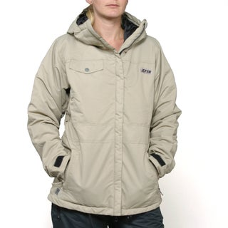 Zonal Women's 'Edge' Hemp Snowboard Jacket