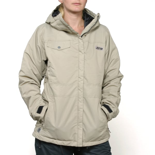 Zonal Women's 'Edge' Hemp Snowboard Jacket