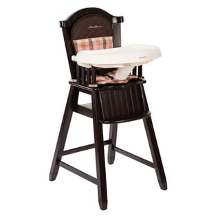 Eddie Bauer Wood High Chair in Harmony