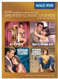 TCM Greatest Classic Films: Legends- Natalie Wood (DVD)