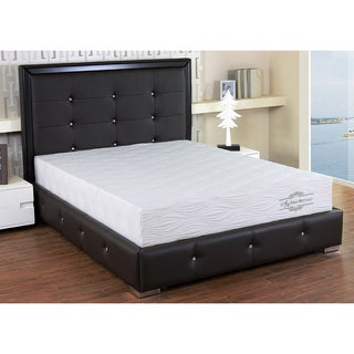 ViscoGel 8-inch Memory Foam Mattress