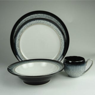 Denby Halo 16-piece Dinnerware Set