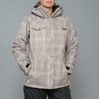 Zonal Women's 'Tavern' Hemp Snowboard Jacket