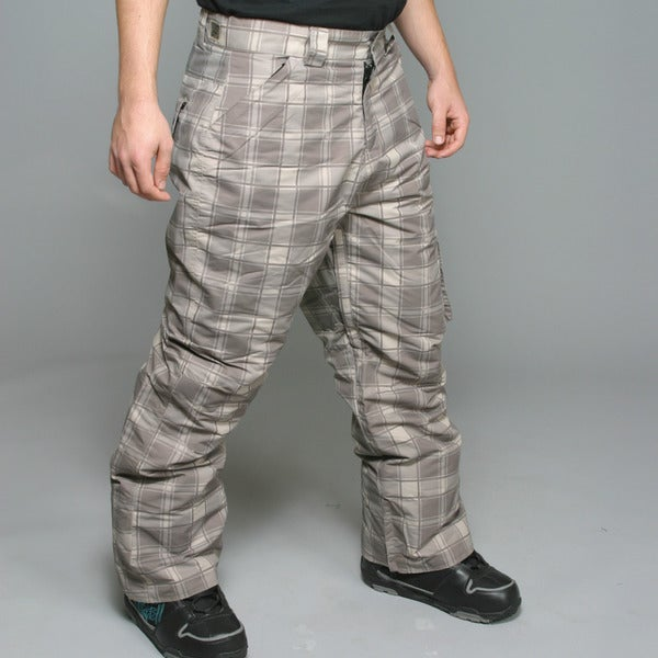 Zonal Men's 'Lumber' Hemp Snowboard Pants
