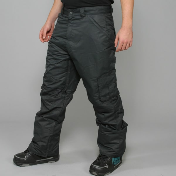 Zonal Men's 'Redhill' Caviar Snowboard Pants