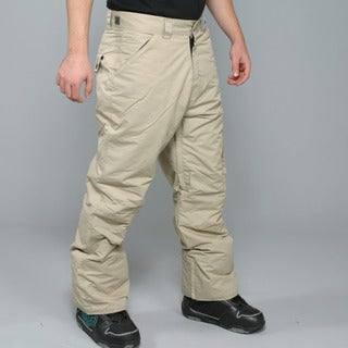 Zonal Men's 'Redhill' Hemp Snowboard Pants