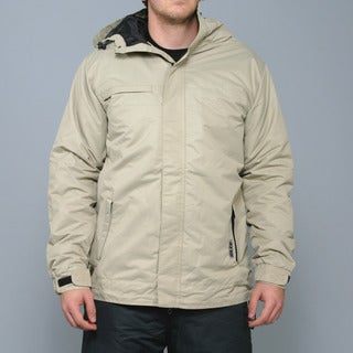 Zonal Men&#39;s &#39;Scanner&#39; Hemp Snowboard Jacket