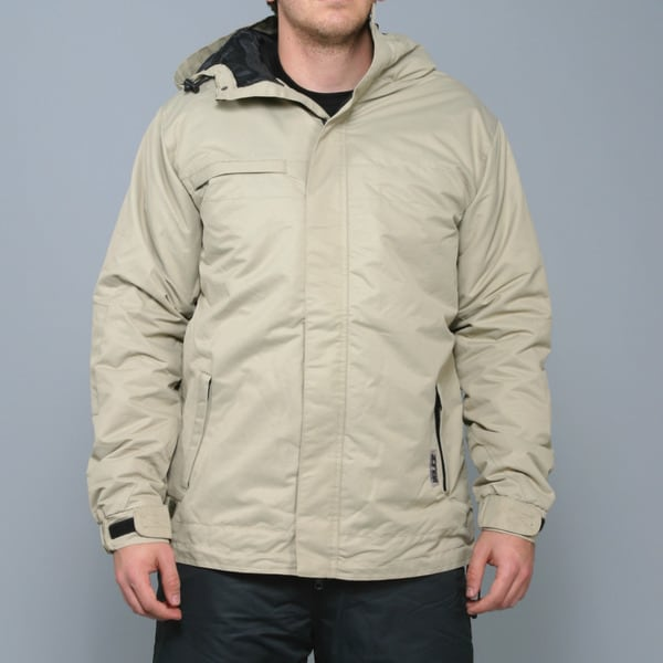 Zonal Men's 'Scanner' Hemp Snowboard Jacket