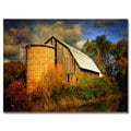 Lois Bryan 'Family Farm II' Canvas Art