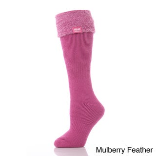 Heat Holders Women's Wellington Style Thermal Socks