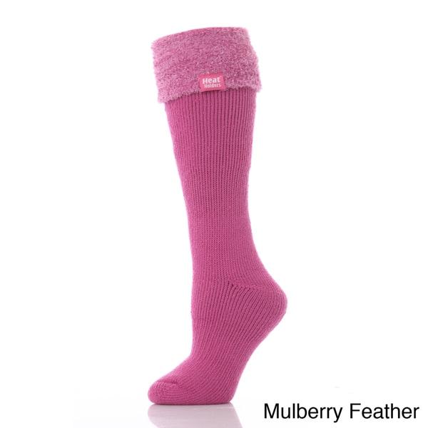 Heat Holders Women's Wellington Style Thermal Socks
