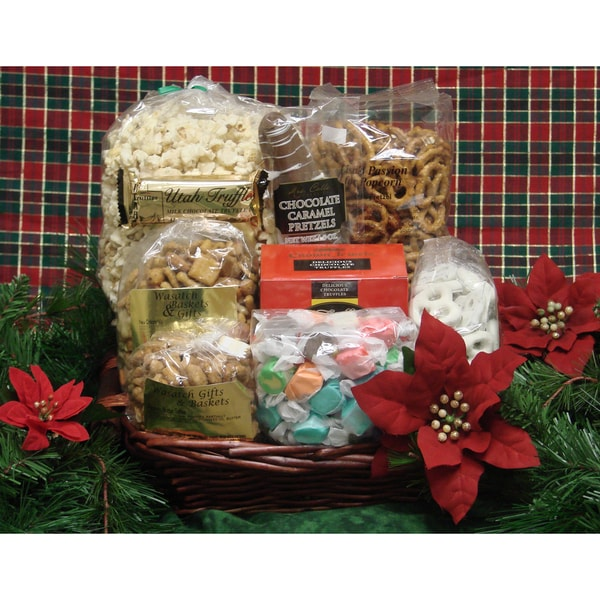 Mountain Comfort Gift Basket