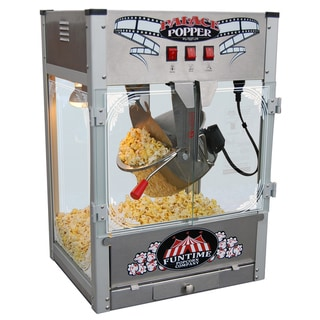 FunTime Palace Popper 16-ounce Hot Oil Popcorn Machine