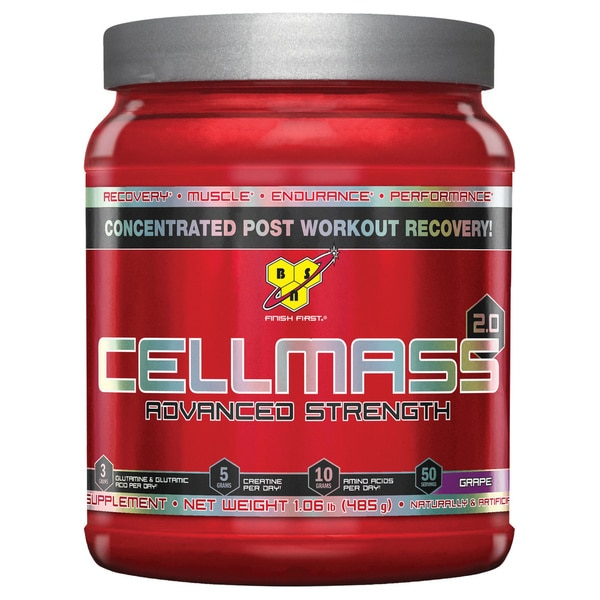 BSN Core Series CellMass Post-training/Nighttime Mass & Recovery Activator