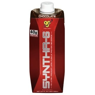 BSN Syntha-6 RTD Lean Muscle Protein Drink (Case of 12)