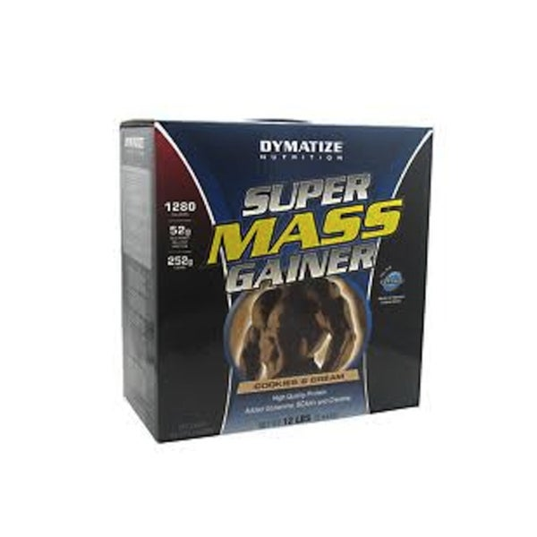 Dymatize Super Mass Gainer (12 pounds)