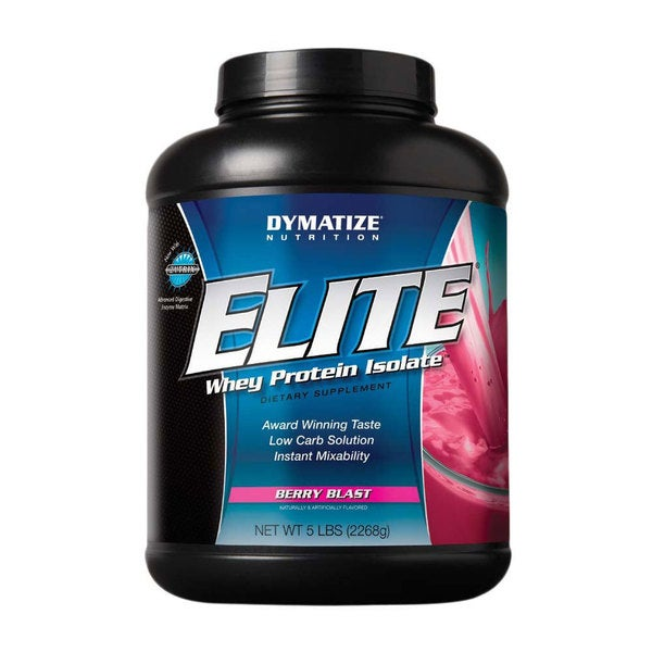 Dymatize Elite Whey Protein Isolate (5 Pounds)