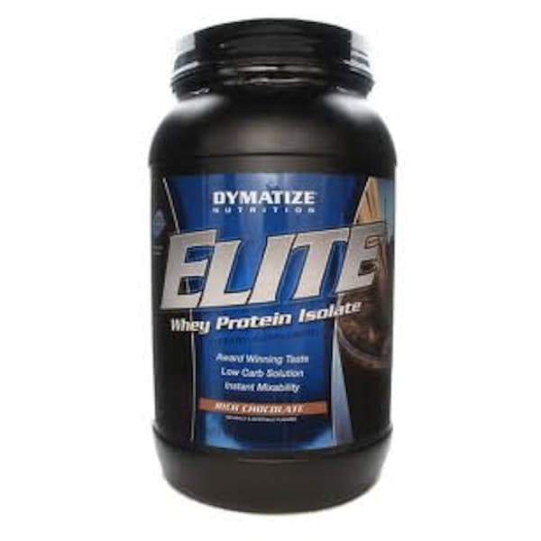 Dymatize Elite Whey Protein Isolate (2 Pounds)