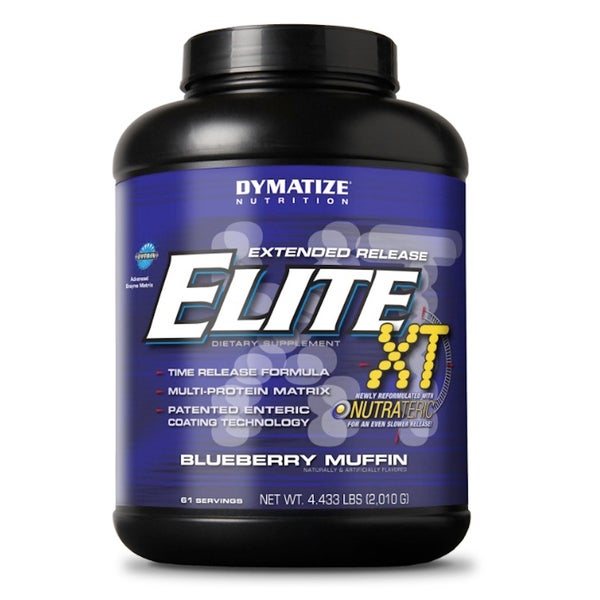 Dymatize Elite XT Extended Release Protein Supplement (4.433 pounds)