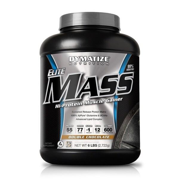 Dymatize Elite Mass (6 Pounds)