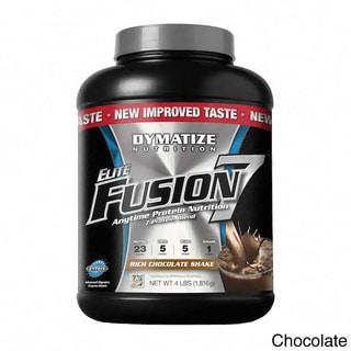 Dymatize Elite Fusion 7 (4 pounds)