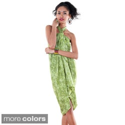 Butterfly Fringed Sarong (Indonesia)
