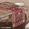 Saro 72-inch Rectangular Beaded Table Runner