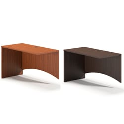 Mayline Brighton Series 36-inch Return for Brighton Desk or Credenza