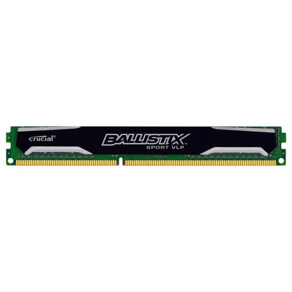 Crucial 8GB, Ballistix 240-pin DIMM, DDR3 PC3-12800 Memory Module