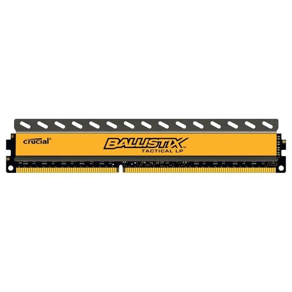Crucial 4GB, Ballistix 240-pin DIMM, DDR3 PC3-12800 Memory Module
