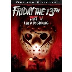 Friday The 13th Part V: A New Beginning (DVD)