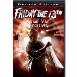 Friday The 13th Part VI: Jason Lives (DVD)