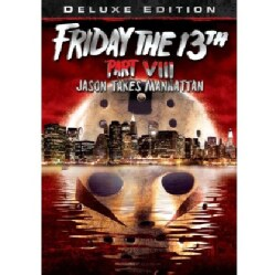 Friday The 13th Part VIII: Jason Takes Manhattan (DVD)