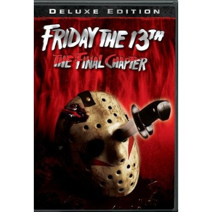 Friday The 13th: The Final Chapter (DVD)