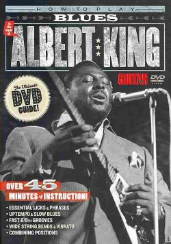 How to Play Blues in the Style of Albert King (DVD video)