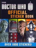 Doctor Who Official Sticker Book (Paperback)