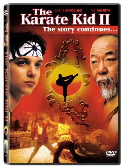 The Karate Kid 2 (DVD)