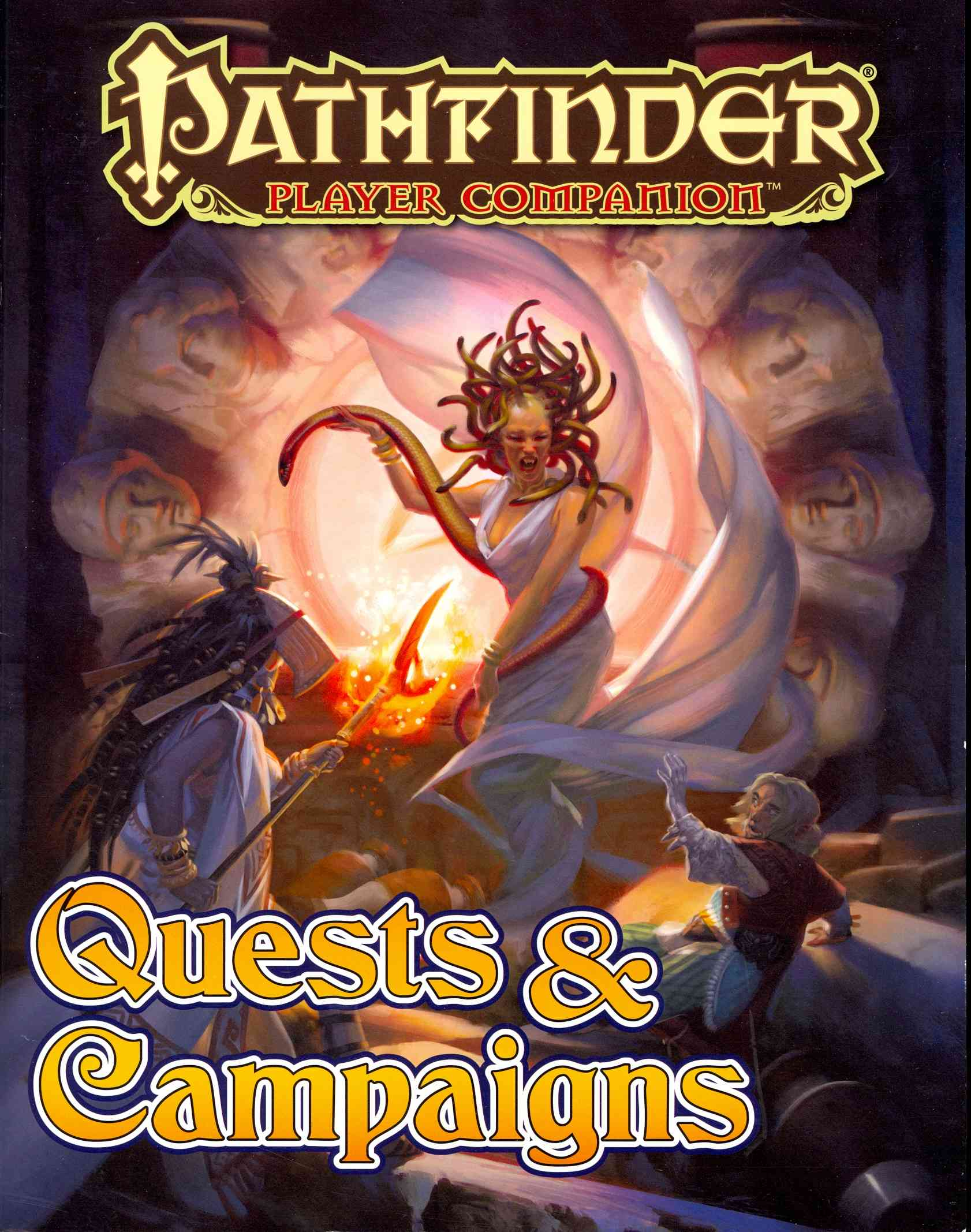 Quests & Campaigns (Paperback)