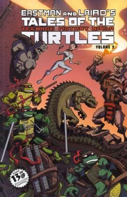 Tales of the Teenage Mutant Ninja Turtles 2 (Paperback)